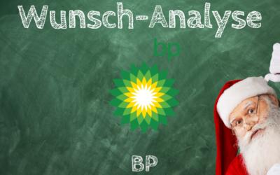 BP auf dem charttechnischen Prüfstand